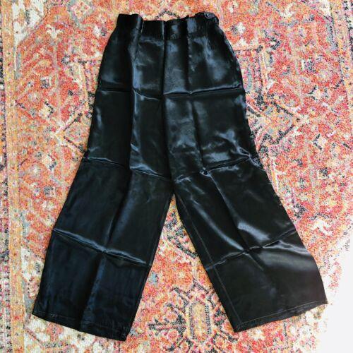 1940s Satin Lounge Pants