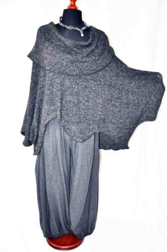 °° ° Jersey Baggy Pantalon Extra Bande Pli Superposition Affiné Creux large vBqUwHw