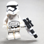 BrickArms Trooper Gear BLASTER CANNON for Lego Minifigs NEW F-11D First Order