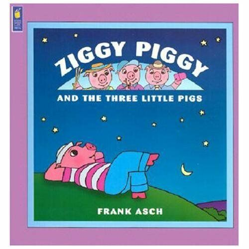 ziggy piggy and the three little pigs by frank asch 2001 paperback