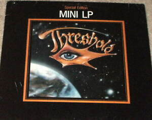 Details about THRESHOLD Mini LP RARE DISCO PENTHOUSE RECORDS