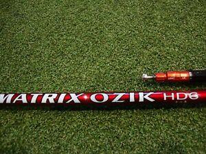 Matrix-Ozik-HD-6-X-Flex-Graphite-Shaft-amp-Adaptateur-Taylor-Made-R11-R9-Rbz