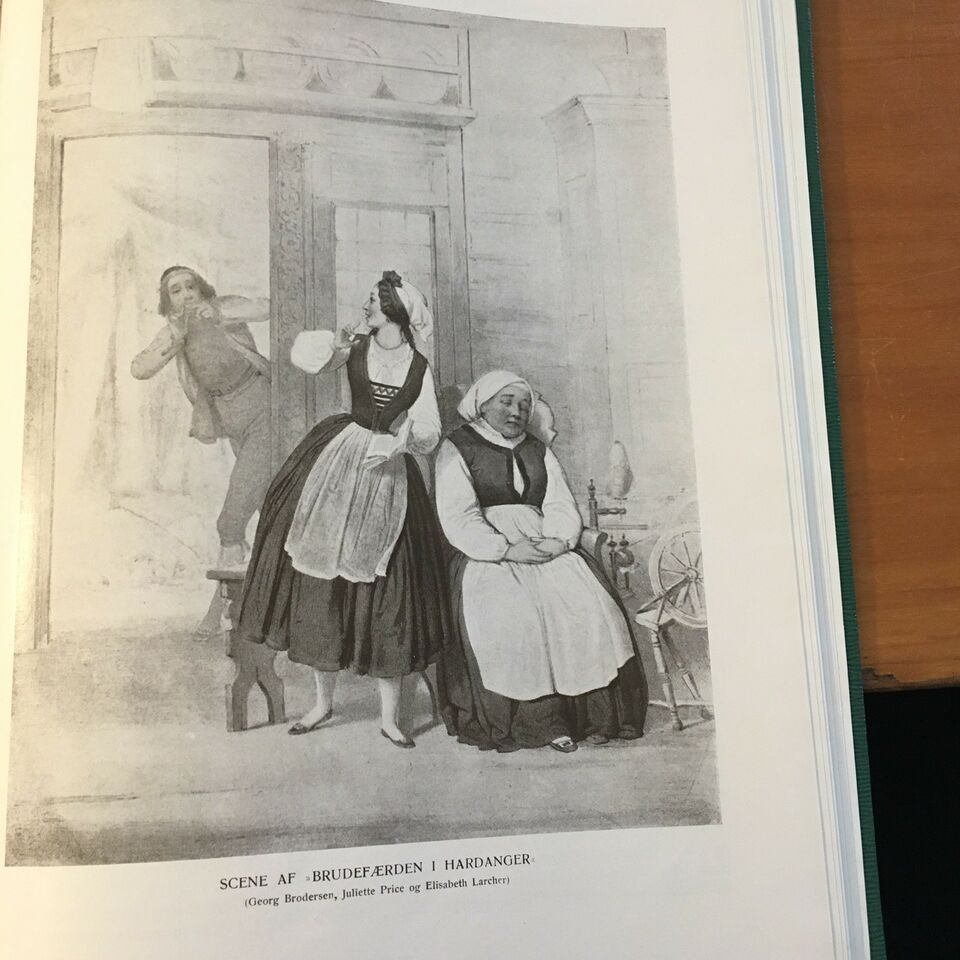 Den danske Skueplads 1722-1922, Red. Vald. Berggreen og