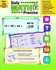 Daily Math Practice Grade 3 Moore Jo Ellen Paperback 15 Oct 1999