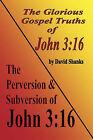 The Perversion and Subversion of John 3: 16 by David L Shanks (Paperback / softback, 2011)