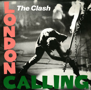 The-Clash-034-LONDON-CALLING-034-Iconic-Album-Retro-Poster-A1-A2-A3-A4-Sizes
