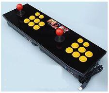 PS2 PC USB Double Arcade Joystick Capcom Street Fighter