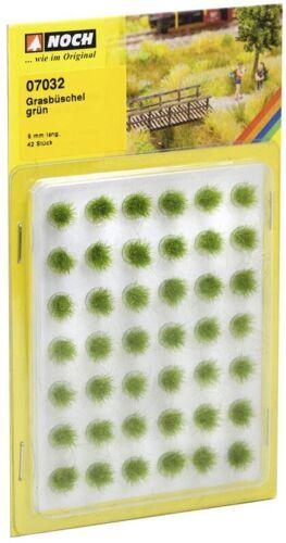 Encore 07032 Grasbüschel Mini-set 6 mm vert 42 unités