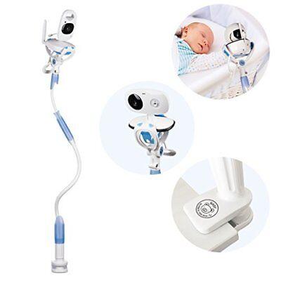 F FlexxiCam Universal Baby Camera Mount Infant Video Monitor Holder and Shelf