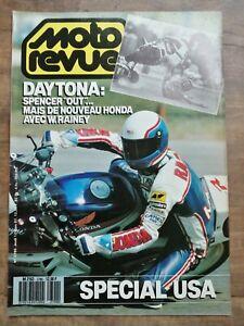 Moto Revue Nº 2790 / 12 Mars 1987