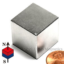 Neodymium Magnets N50 1 Cube Ndfeb Rare Earth Magnets 2 Pc