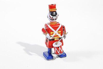 Menschen Blechspielzeug Trommelnder Soldat °° Tin Toy °° Jouet En Tôle °° Moderater Preis