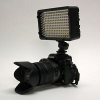 Pro Xb Hd Led Camcorder Video Light For Sony Fdr Ax53 Hdr Cx675 Cx455 Handycam