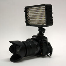 Pro XB DMC LED HD video light for Panasonic DC GH5 FX2500 FZ1000 Lumix