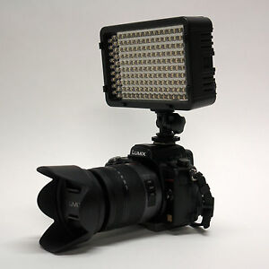 Pro XB LED EOS HD video light for Canon 77D T7i M6 mirrorless camera