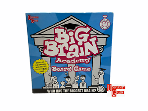 Big-Brain-Academy-Board-Game-by-University-Games-2007-Complete