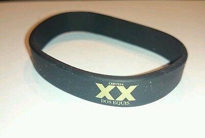 Dos Equis Rubber Wristband Bracelet