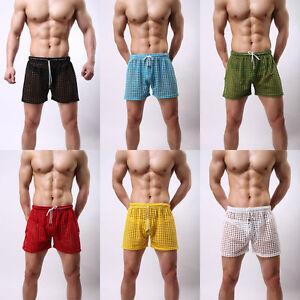 Men-Swimming-Board-Shorts-Swim-Shorts-Trunks-Swimwear-Beach-Summer-Trouser-Brief