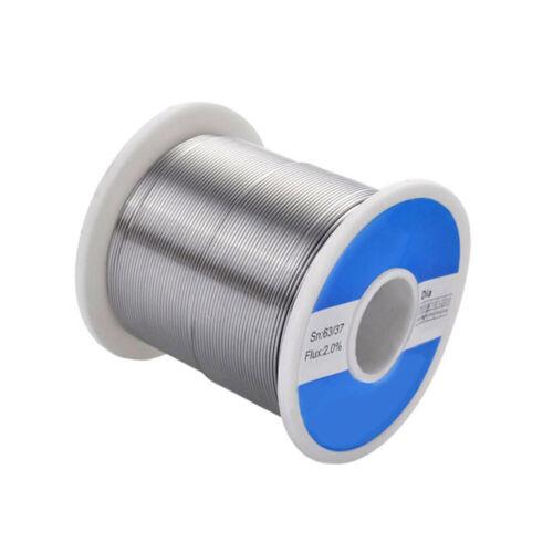 500g Lötzinn Lötdraht 1mm für Lötkolben Lötstation Zinn Blei Lötdrahtrolle DE