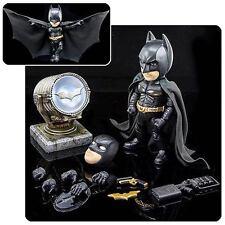 Herocross Batman il Cavaliere Oscuro Sorge Figura in Metallo ibrida #026 DC Figura UK