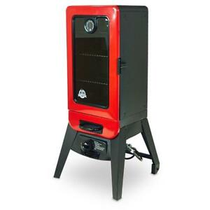 SALE!!!   Vertical Smokers - Pit Boss® Red Rock Gas Smoker Series 3     IN STOCK                          bbq Edmonton Area Preview