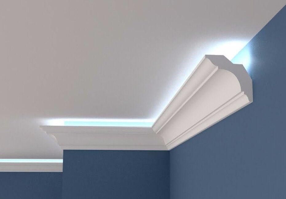 XPS BFS13 COVING LED Lighting molding cornice -LOWEST PRICE- LARGE GrößeS QUALITY