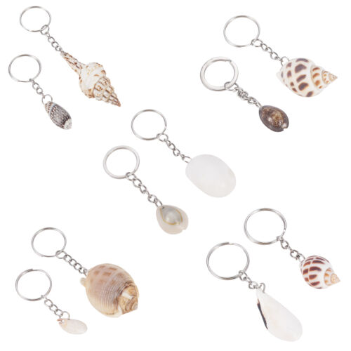 Drive Safe Stainless Steel Keychain Keyring Key Chain Ring Unisex Family Gifts