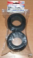 Tamiya 54186 Dual Block Tires/Tyres K (4WD/Rear, 62/35) (DB01/DF03/TRF503), NIP