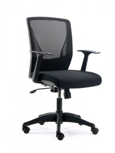 Mayer MY Connect Bürostuhl Drehstuhl Drehsessel 2274 schwarz mit Armlehnen