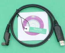 USB Programming Program Cable Cord Icom Radio IC-F50, IC-F51, IC-F60, IC-F61