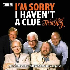 Audio-CD-i-039-m-Sorry-I-Haven-039-t-A-Clue-A-Third-Treasury-by-Humphrey-Lyttelton