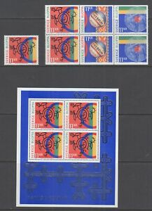 Sweden-Sc-2569-2571a-MNH-2007-Sami-Culture-single-booklet-pane-and-sheet