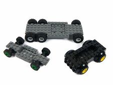 LEGO vehicle bases x3 for car truck lorry van wheels base city BRAND NEW