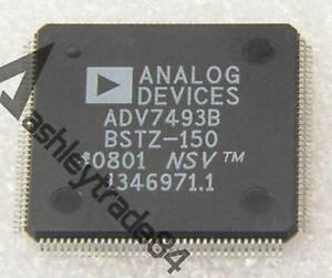 1PCS  IC ANALOG DEVICES QFP-144 ADV7493BBSTZ-150 ADV7493B-BSTZ-150 ADV7493B