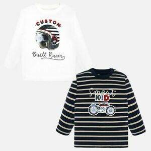 Mayoral-Infant-Boys-Long-Sleeved-T-Shirt-Racer-Set-In-Cream-Aged18-36-Months