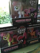 CMC Scootaloo,Sweetie Belle And AppleBloom My Little Pony Funko Vinyl Hot Topic