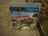 Littlebigplanet Karting (sony Playstation 3, 2012)