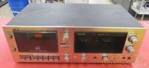 Akai-40211-02164-Gxc-735D-Cassette-Tape-Deck-Power-supply-100V-From-Japan-S