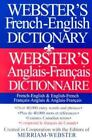 Webster's French-English Dictionary by Inc. Staff Merriam-Webster (2004, Hardcover)