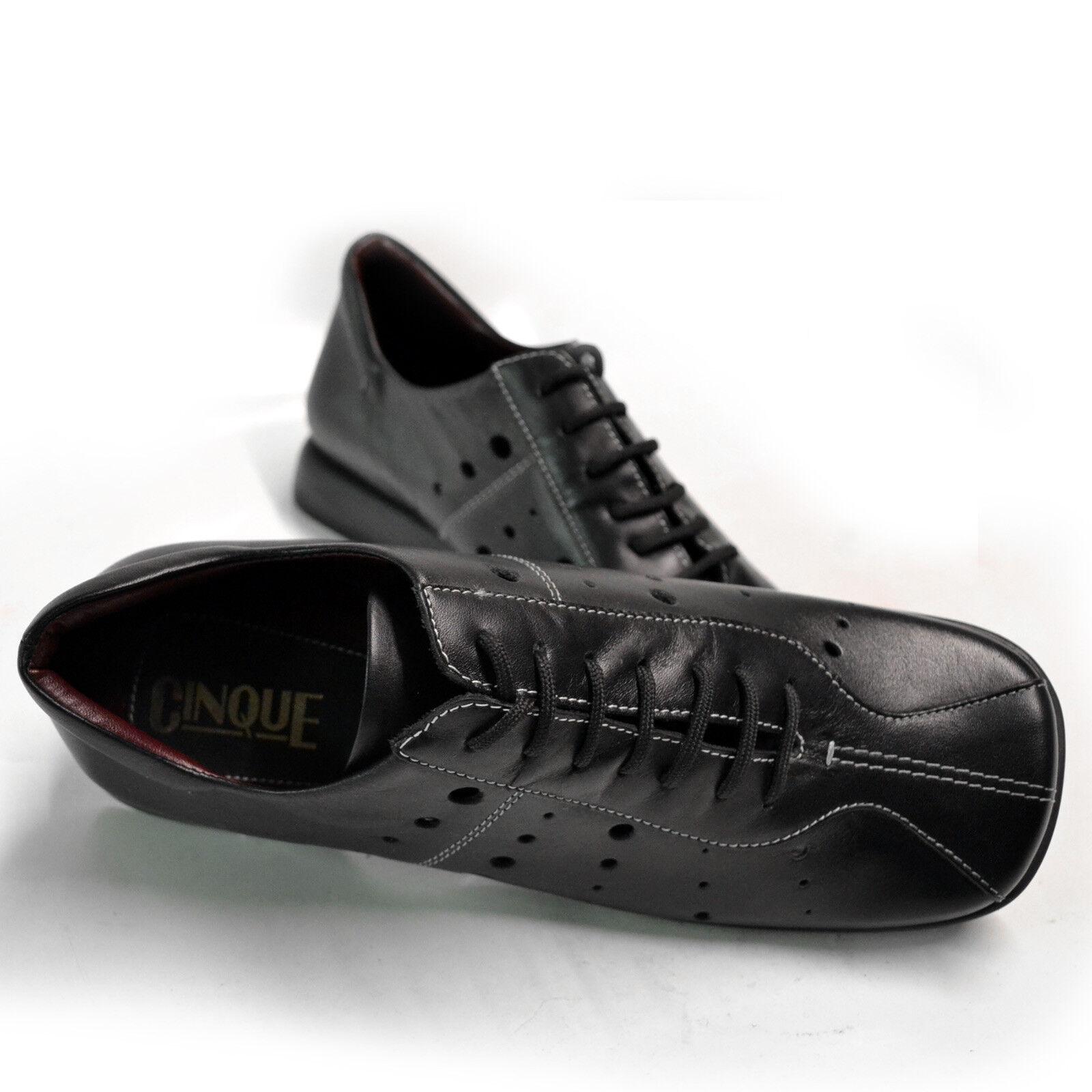 Donna cinque de italiana metà scarpa Nero de cinque 39 2db4a9