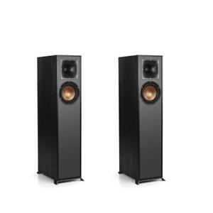 Klipsch R-610F Floorstanding Home Speaker, Pair #1065835 2 NP
