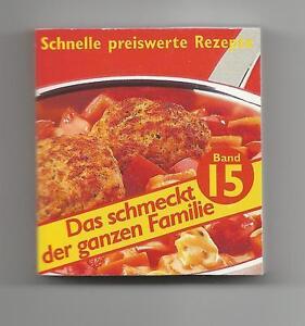 Maggi-Kochstudio-Das-schmeckt-der-ganzen-Familie-Band-15-Mini-Buechlein