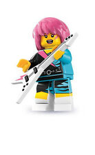 LEGO Minifigures / Minifiguras 8831 - SERIES 7 - Rocker Girl (NEW)