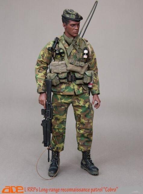 1:6 Scale ace 13031 LRRPs Long Range Reconnaissance Patrol Cobra Vietnam war