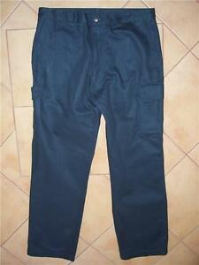 YAKKA-Workwear-GREEN-Pants-Size-74L-Cotton-Drill-AS-NEW