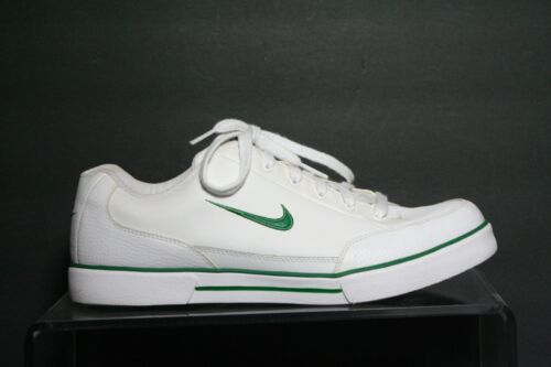 9 Verde Wimbledon Hombres Vtg de Nike tenis Gts Og 2009 Blanco Zapatillas Athletic Multi '09 8qfaZW7Zz