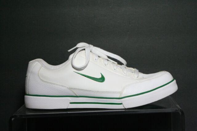 the best attitude 1c9d6 7dde8 Nike GTS  09 2009 VTG OG Tennis Shoes Men 9 Multi White Green Wimbledon  Athletic