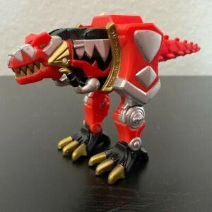Bandai Power Rangers Dino Thunder T-Rex Red Ranger Figure Toy Vintage 2003