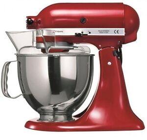 220 Volt Kitchenaid 5 Qt Artisan Stand Mixer Ksm150 For