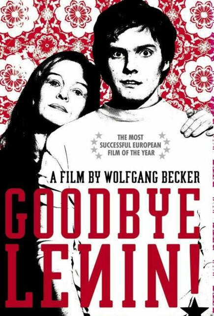 Goodbye Lenin - Wolfgang Becker (DVD, 2003) Florian Lukas - Rare Movie REGION 4